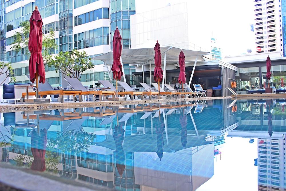 파크 플라자 방콕 소이 18(Park Plaza Bangkok Soi 18) Hotel Image 20 - Rooftop Pool