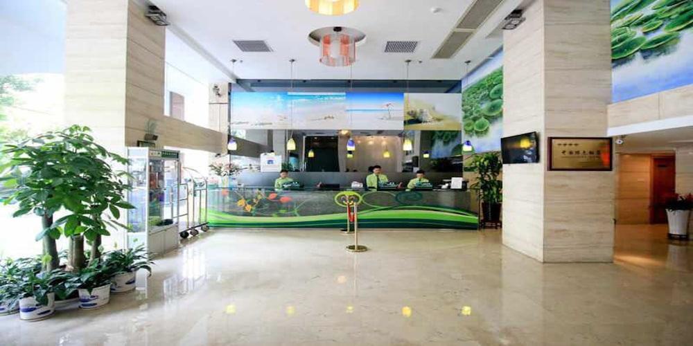 シャンシュイ トレンズ ホテル ノース ホワチアーン (山水时尚酒店 (深圳华强北店))