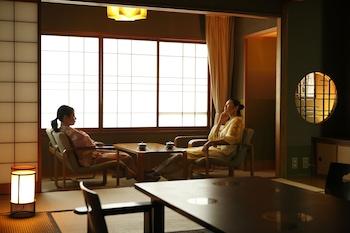 和室 10畳 27㎡ 大月 ホテル 和風館