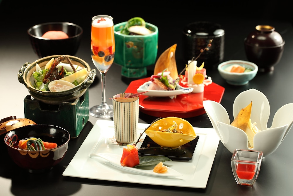 오츠키 호텔 와후칸(Otsuki Hotel Wafukan) Hotel Image 34 - Food and Drink