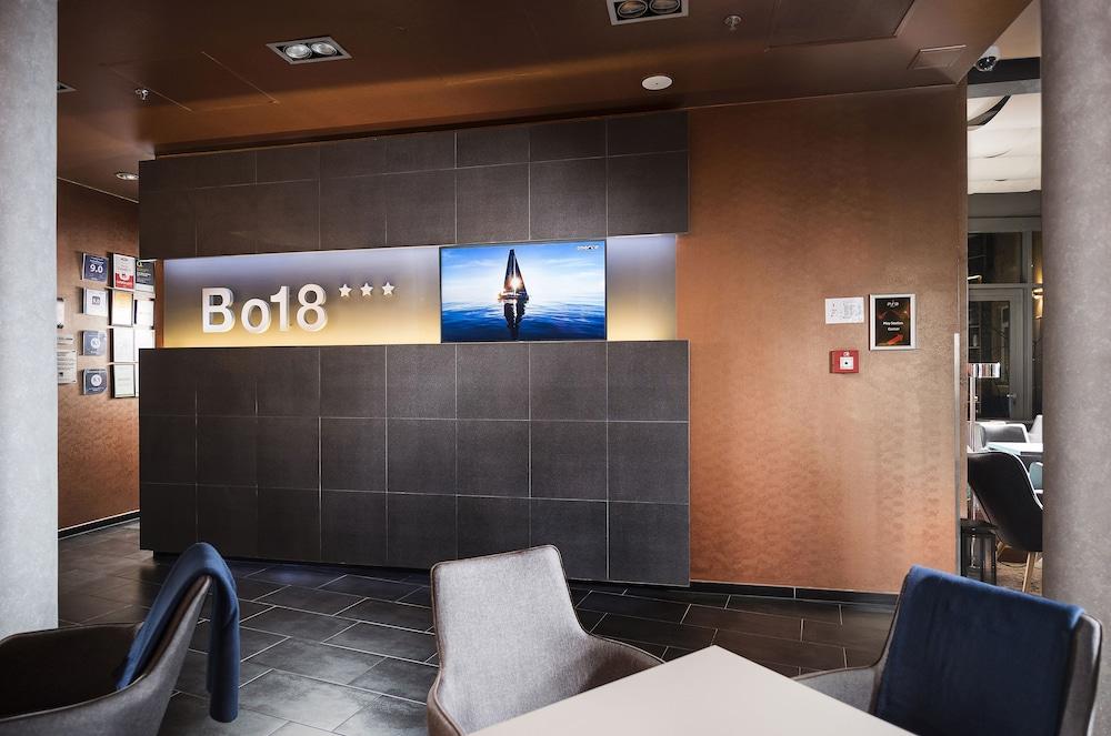 보18 호텔 수피리어(Bo18 Hotel Superior) Hotel Image 1 - Lobby Sitting Area
