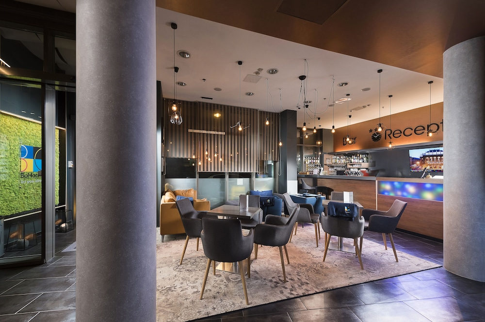 보18 호텔 수피리어(Bo18 Hotel Superior) Hotel Image 2 - Reception