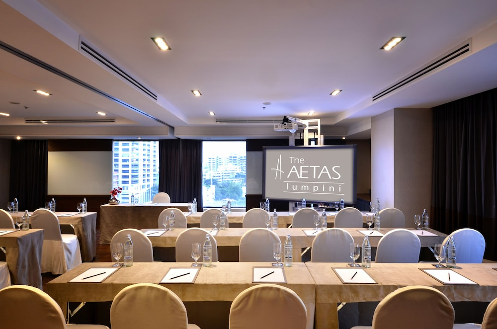 AETAS 룸피니(AETAS lumpini) Hotel Image 60 - Meeting Facility