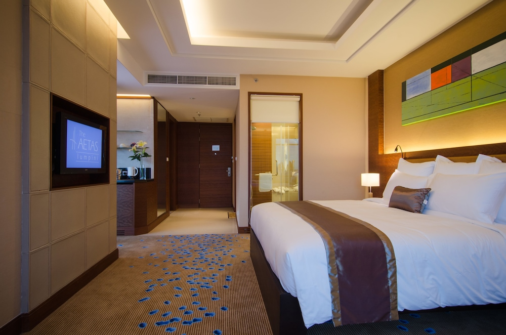 AETAS 룸피니(AETAS lumpini) Hotel Image 7 - Guestroom