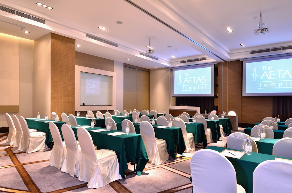 AETAS 룸피니(AETAS lumpini) Hotel Image 61 - Meeting Facility