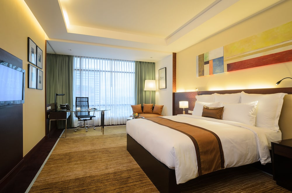 AETAS 룸피니(AETAS lumpini) Hotel Image 11 - Guestroom