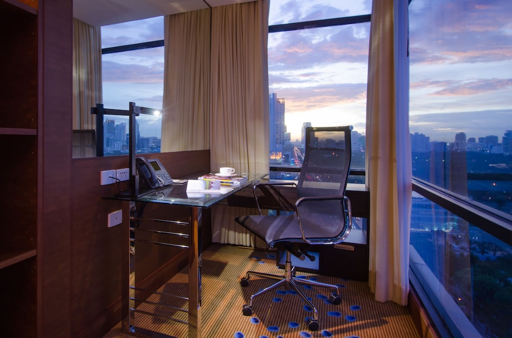 AETAS 룸피니(AETAS lumpini) Hotel Image 12 - Guestroom