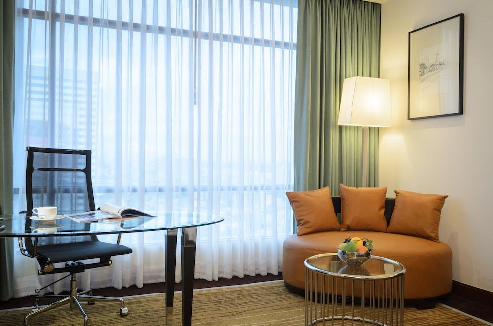 AETAS 룸피니(AETAS lumpini) Hotel Image 15 - Guestroom