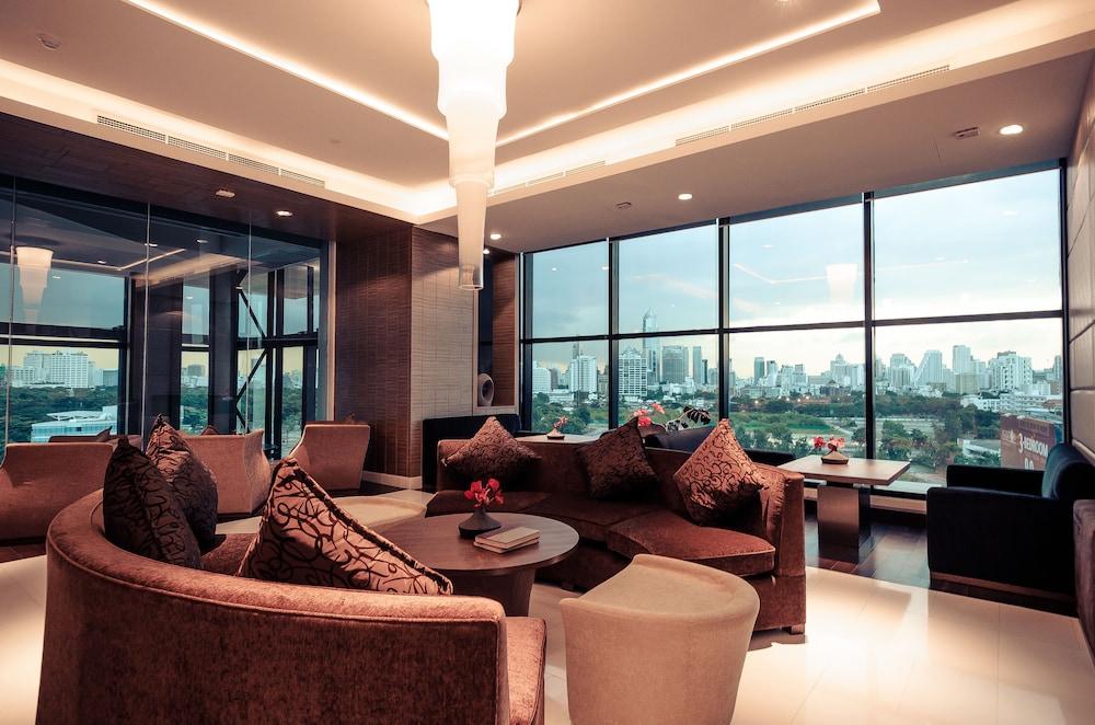 AETAS 룸피니(AETAS lumpini) Hotel Image 54 - Hotel Lounge