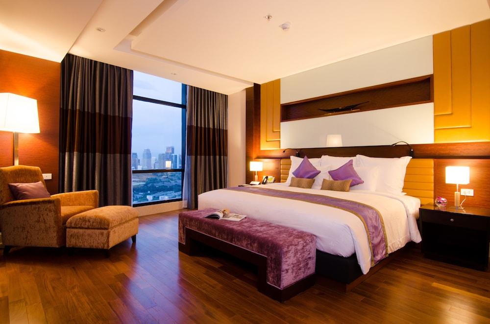 AETAS 룸피니(AETAS lumpini) Hotel Image 16 - Guestroom