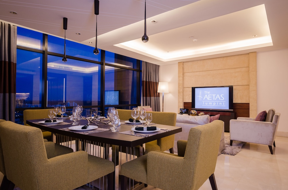 AETAS 룸피니(AETAS lumpini) Hotel Image 18 - Guestroom