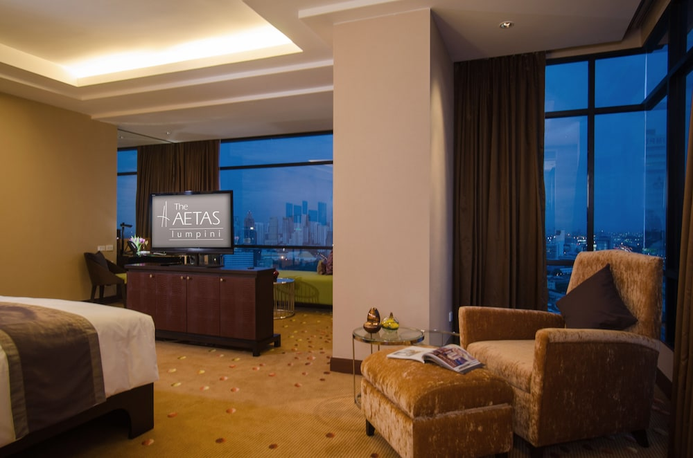 AETAS 룸피니(AETAS lumpini) Hotel Image 24 - Guestroom View