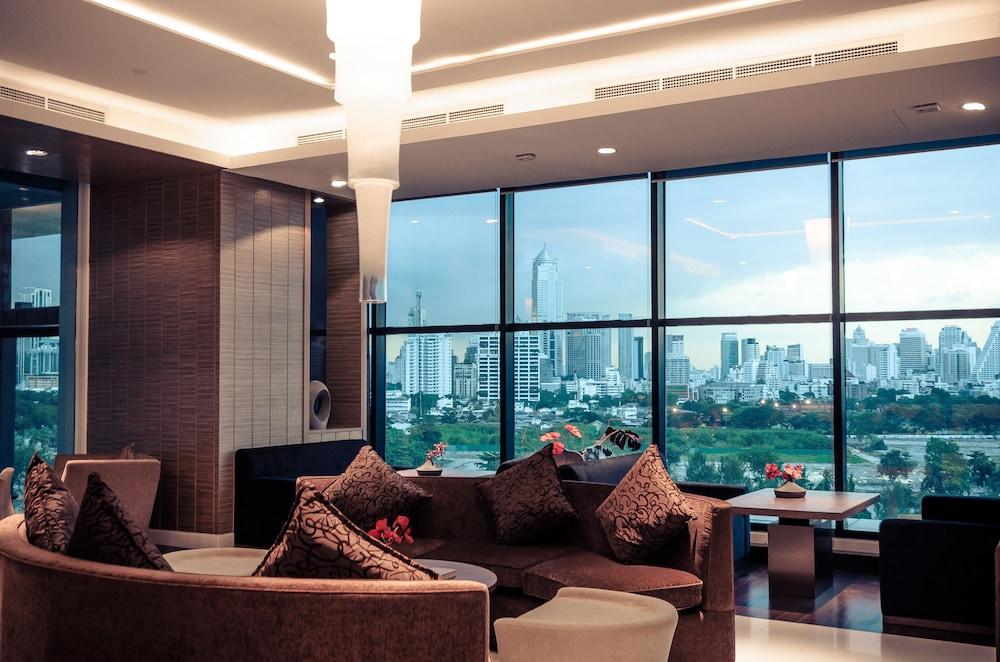 AETAS 룸피니(AETAS lumpini) Hotel Image 51 - Hotel Lounge