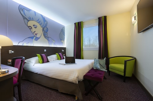 . Hôtel Roi Soleil Prestige Colmar