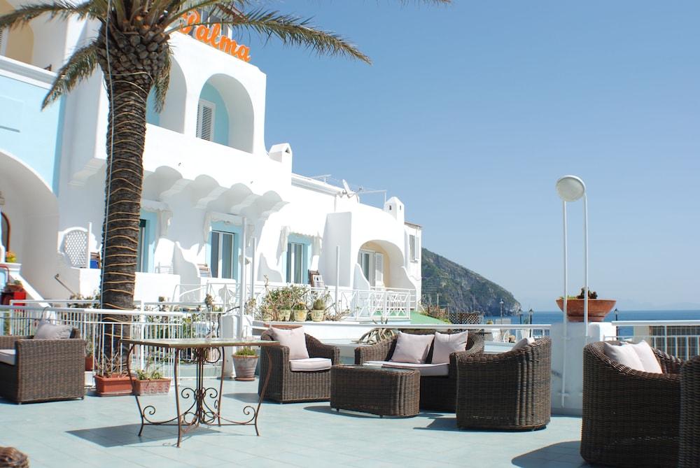 호텔 라 팔마(Hotel La Palma) Hotel Image 32 - Sundeck