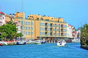 Pierre & Vacances Apartamentos Empuriabrava Marina - Aerial View  - #0