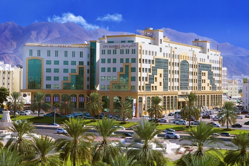 City Seasons Hotel Muscat, Bausher
