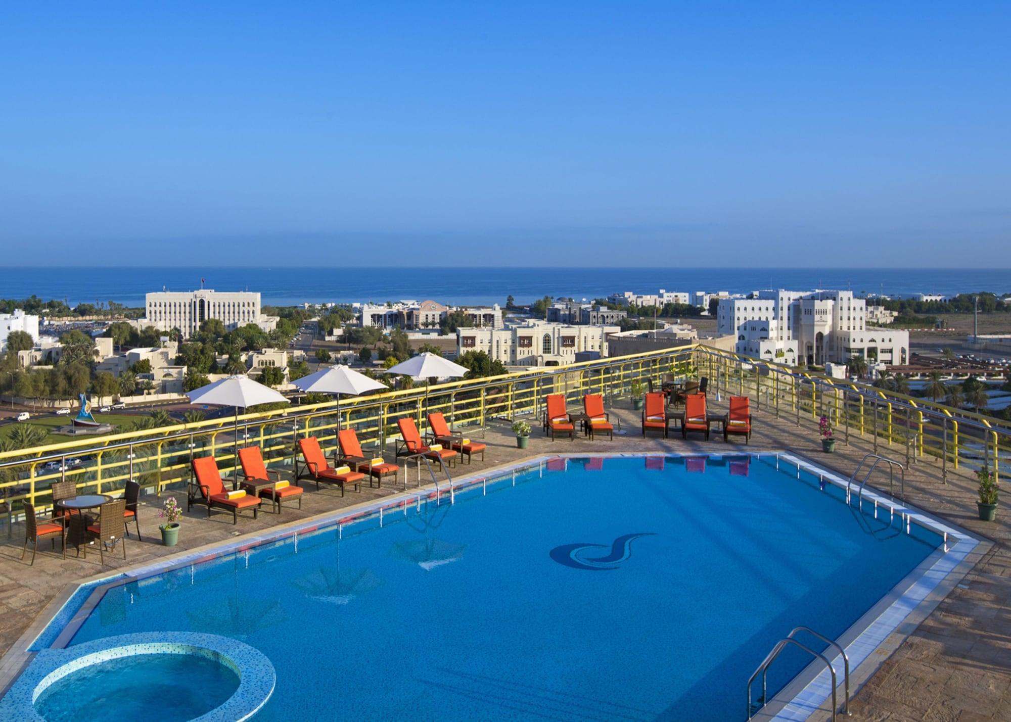 City Seasons Hotel Muscat, Bausher