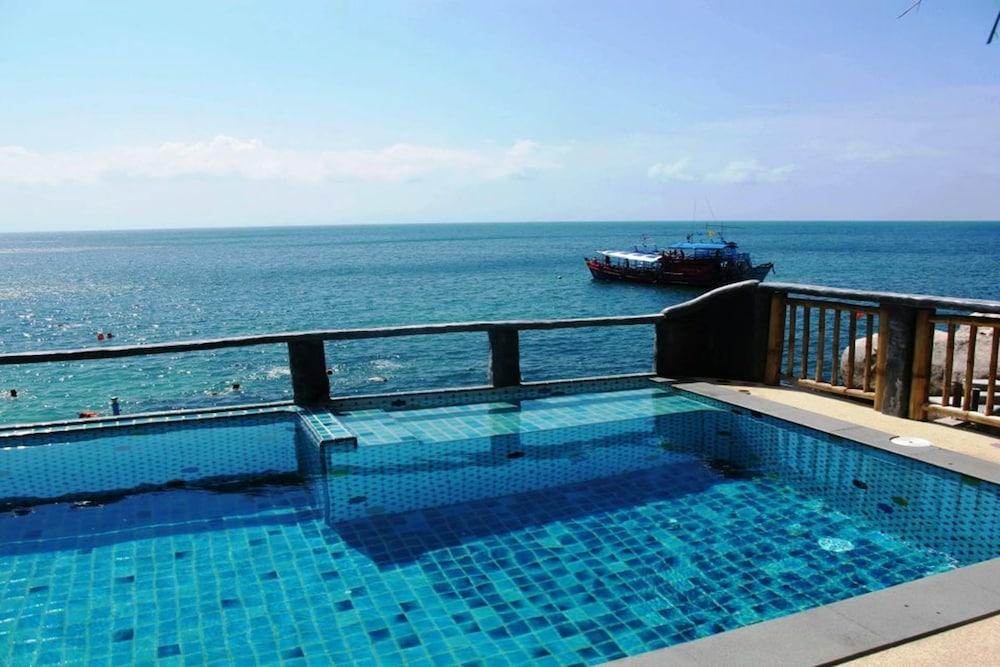코 타오 뱀부 헛츠(Koh Tao Bamboo Huts) Hotel Image 57 - Private Pool