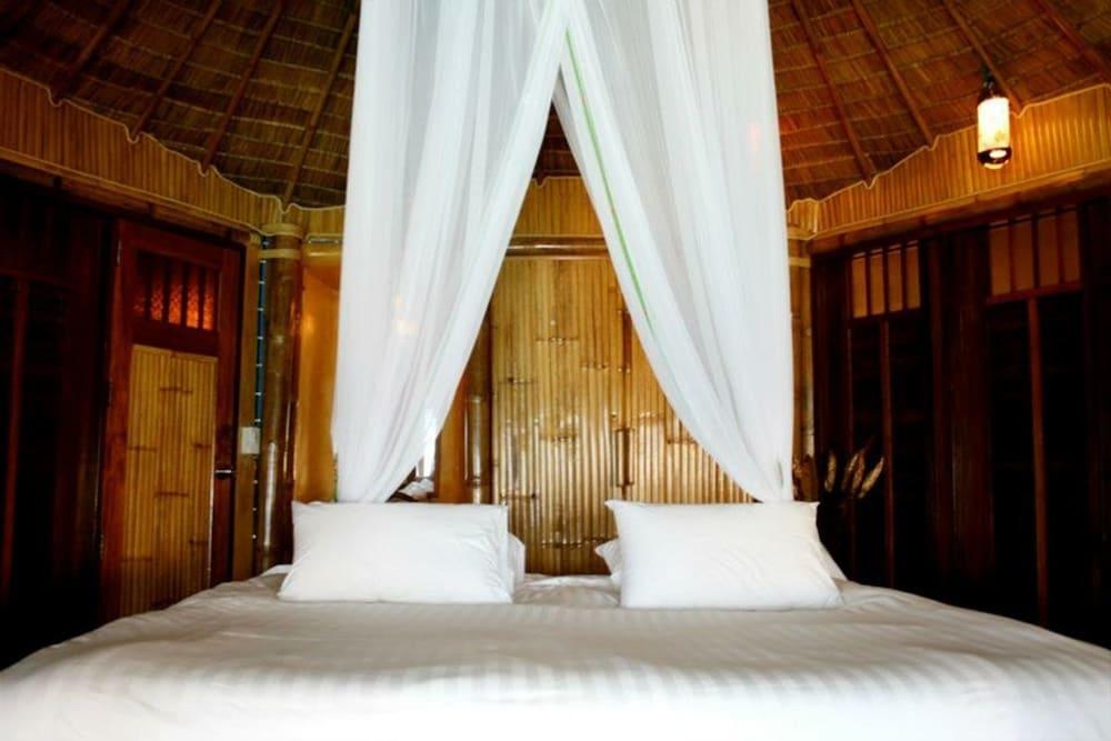 코 타오 뱀부 헛츠(Koh Tao Bamboo Huts) Hotel Image 12 - Guestroom