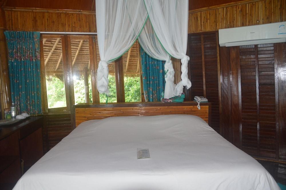 코 타오 뱀부 헛츠(Koh Tao Bamboo Huts) Hotel Image 46 - Guestroom