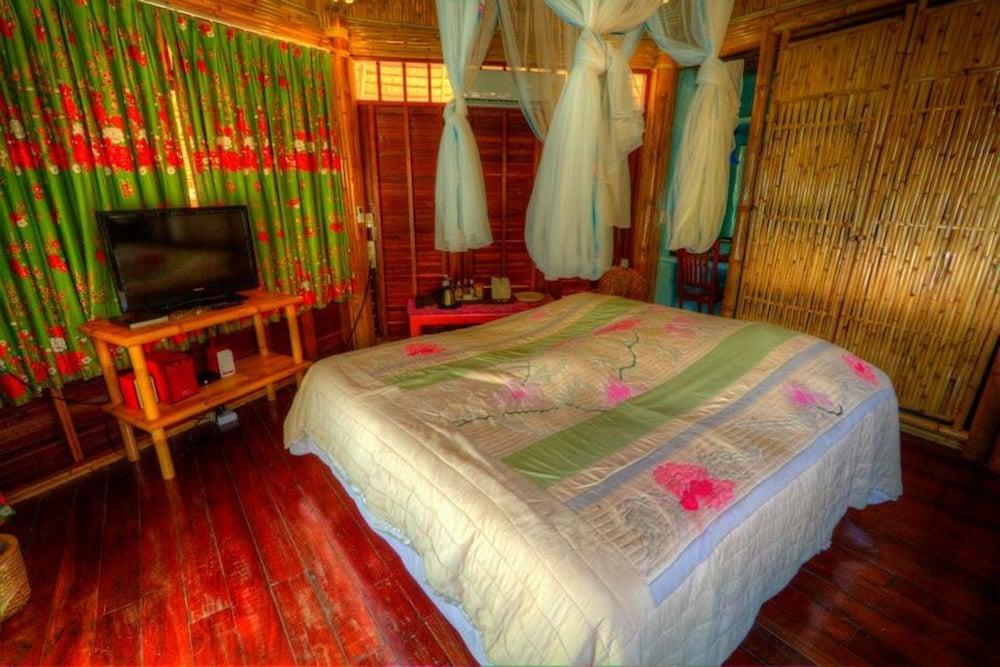 코 타오 뱀부 헛츠(Koh Tao Bamboo Huts) Hotel Image 14 - Guestroom