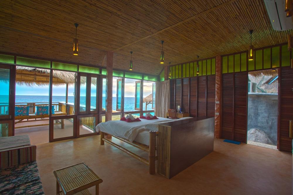 코 타오 뱀부 헛츠(Koh Tao Bamboo Huts) Hotel Image 8 - Guestroom