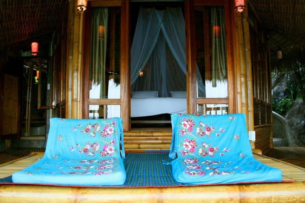 코 타오 뱀부 헛츠(Koh Tao Bamboo Huts) Hotel Image 18 - Guestroom