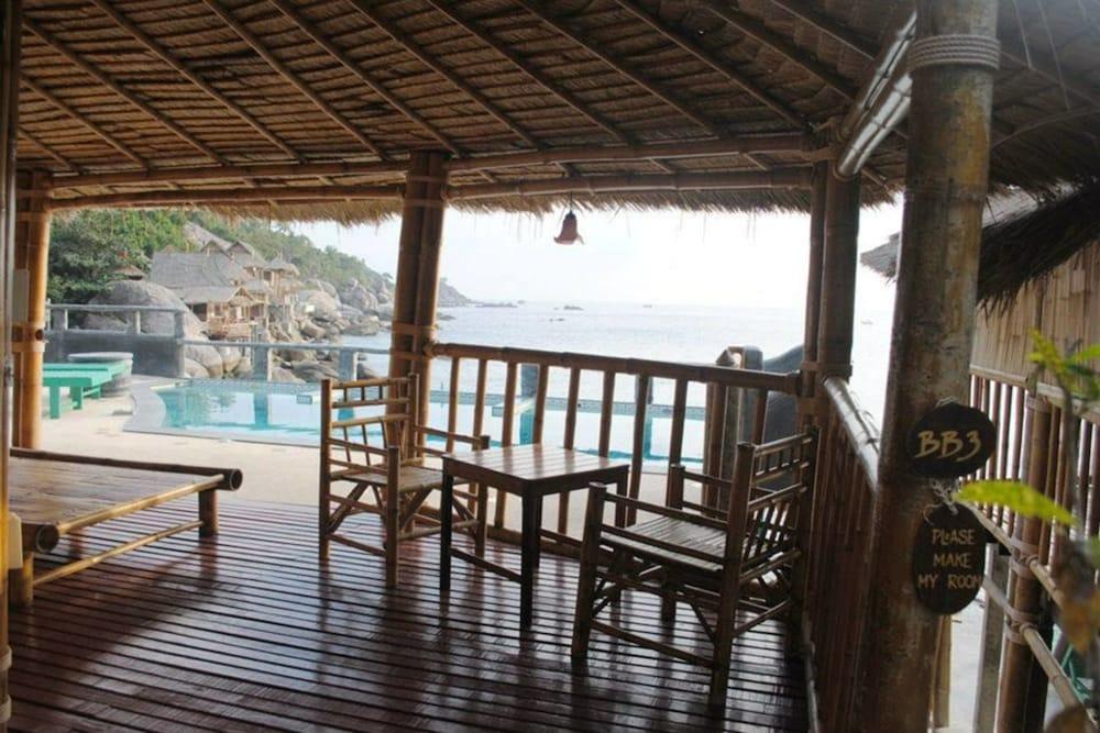 코 타오 뱀부 헛츠(Koh Tao Bamboo Huts) Hotel Image 20 - Guestroom