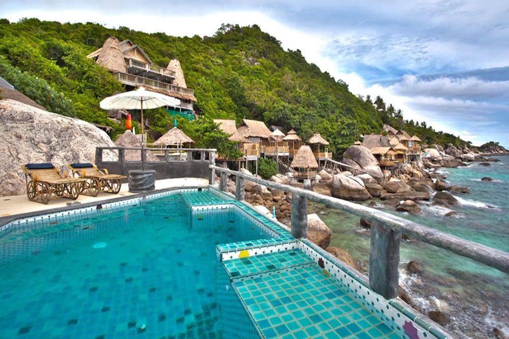 코 타오 뱀부 헛츠(Koh Tao Bamboo Huts) Hotel Image 0 - Featured Image