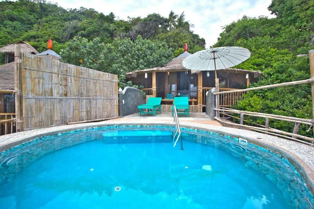 코 타오 뱀부 헛츠(Koh Tao Bamboo Huts) Hotel Image 58 - Private Pool
