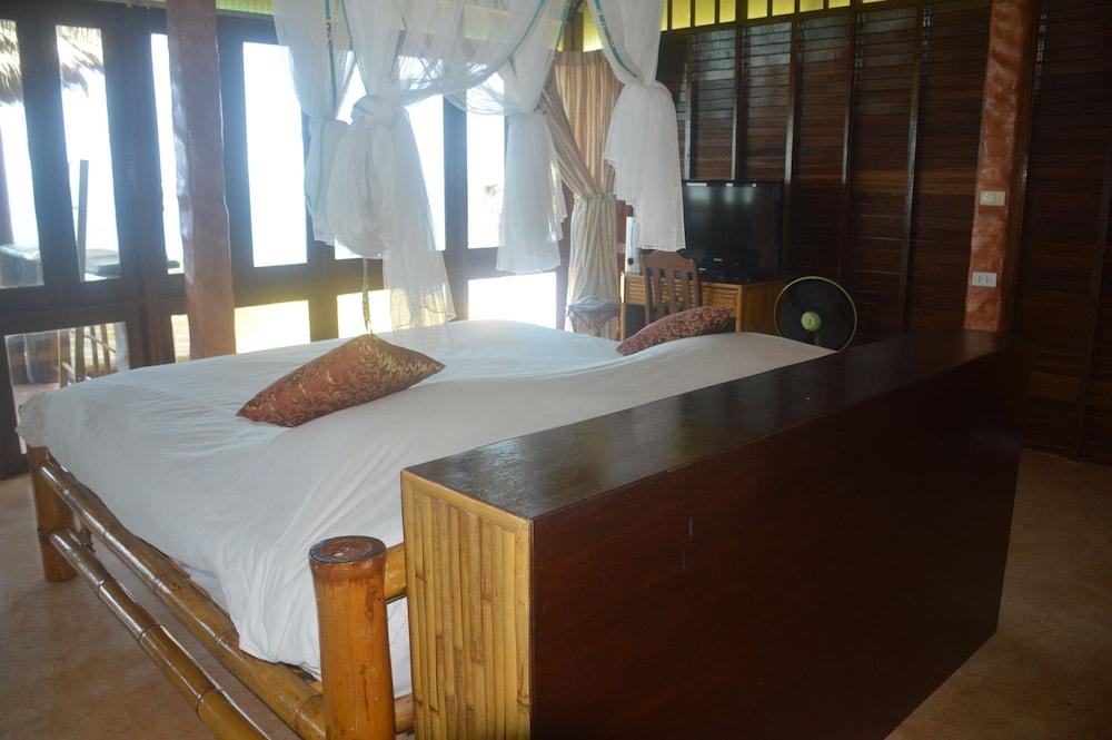 코 타오 뱀부 헛츠(Koh Tao Bamboo Huts) Hotel Image 49 - Guestroom