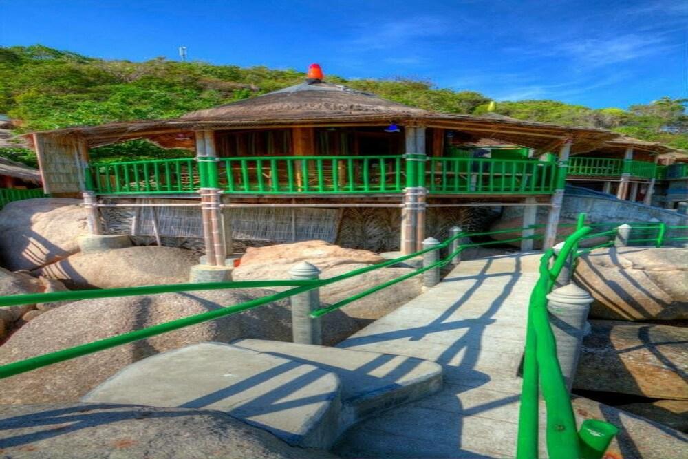 코 타오 뱀부 헛츠(Koh Tao Bamboo Huts) Hotel Image 26 - Guestroom