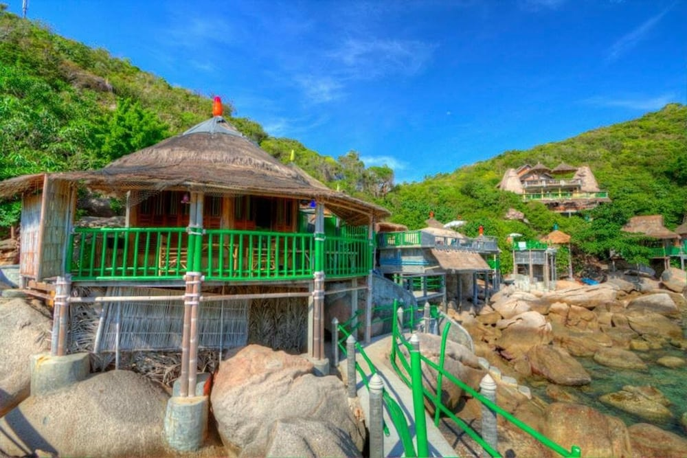 코 타오 뱀부 헛츠(Koh Tao Bamboo Huts) Hotel Image 28 - Guestroom
