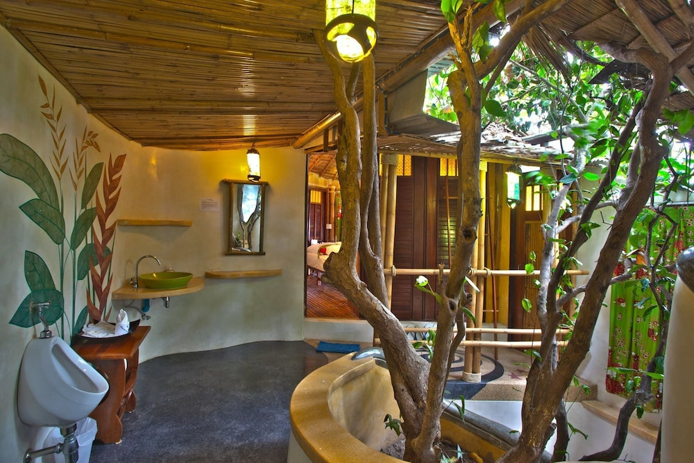 코 타오 뱀부 헛츠(Koh Tao Bamboo Huts) Hotel Image 29 - Guestroom