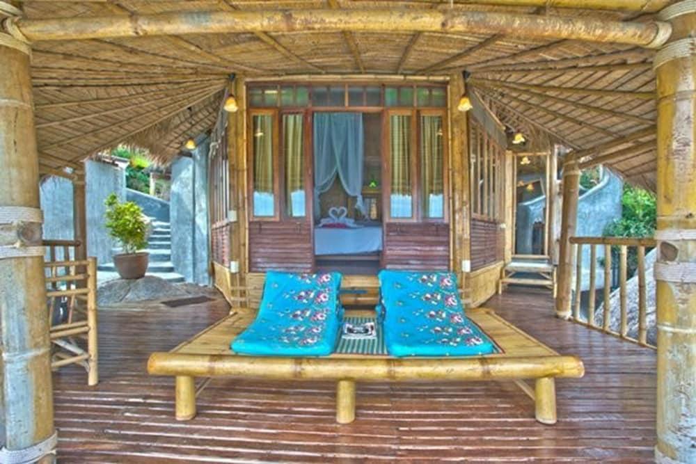 코 타오 뱀부 헛츠(Koh Tao Bamboo Huts) Hotel Image 30 - Guestroom