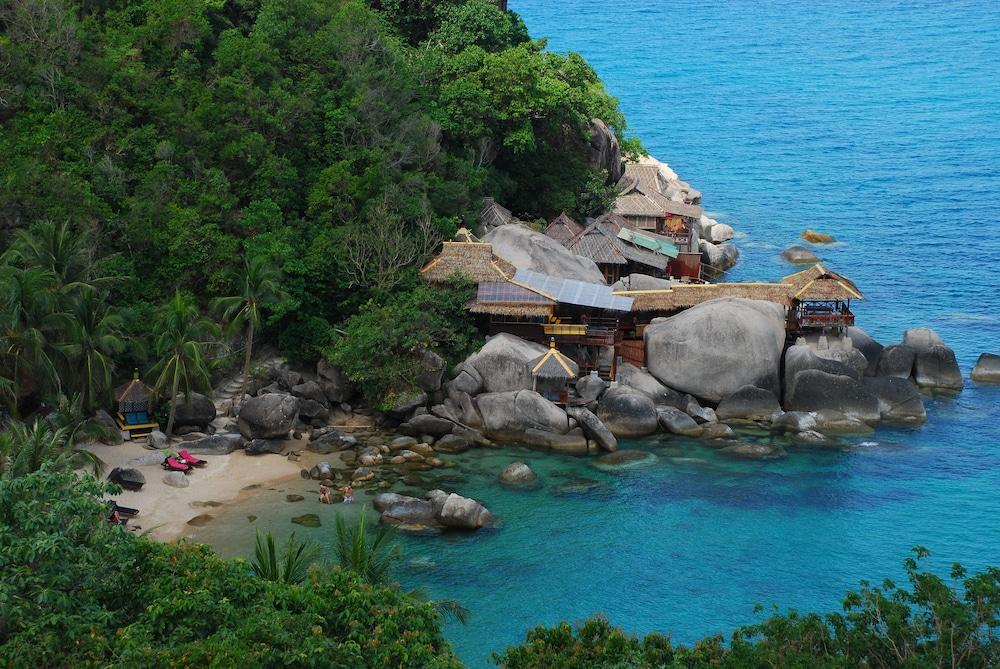 코 타오 뱀부 헛츠(Koh Tao Bamboo Huts) Hotel Image 101 - Exterior