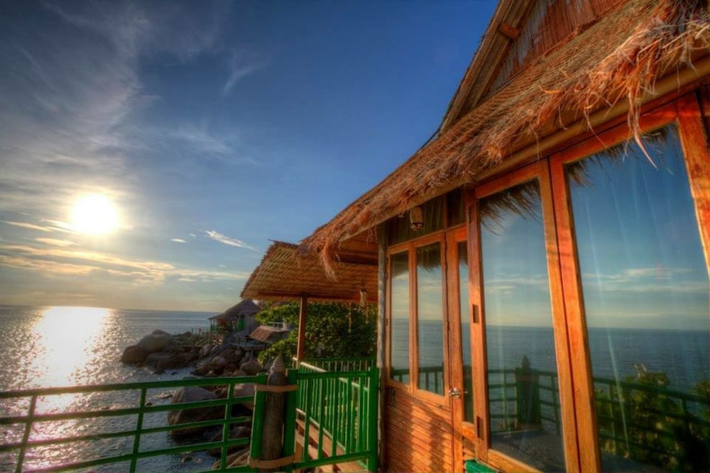코 타오 뱀부 헛츠(Koh Tao Bamboo Huts) Hotel Image 33 - Guestroom