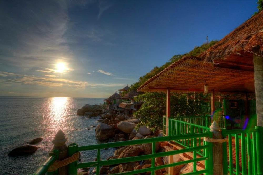 코 타오 뱀부 헛츠(Koh Tao Bamboo Huts) Hotel Image 37 - Guestroom