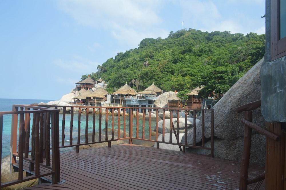 코 타오 뱀부 헛츠(Koh Tao Bamboo Huts) Hotel Image 103 - Exterior