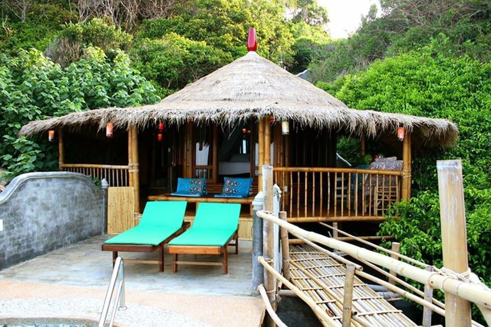 코 타오 뱀부 헛츠(Koh Tao Bamboo Huts) Hotel Image 42 - Guestroom