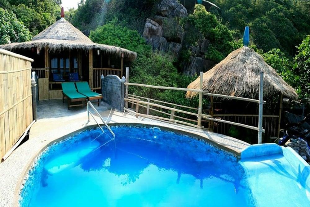 코 타오 뱀부 헛츠(Koh Tao Bamboo Huts) Hotel Image 43 - Guestroom