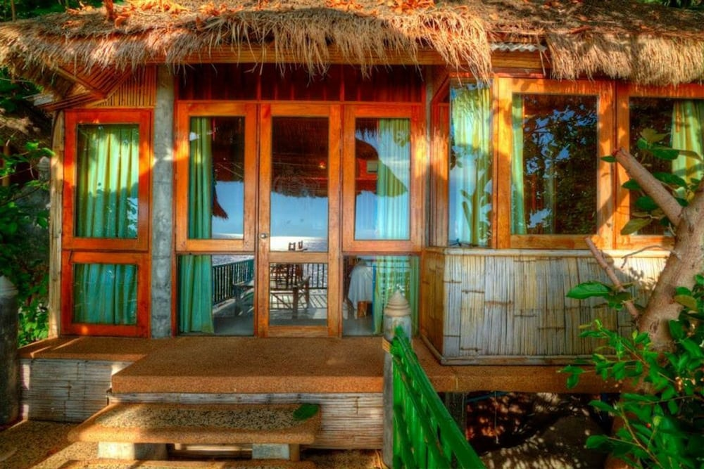 코 타오 뱀부 헛츠(Koh Tao Bamboo Huts) Hotel Image 44 - Guestroom