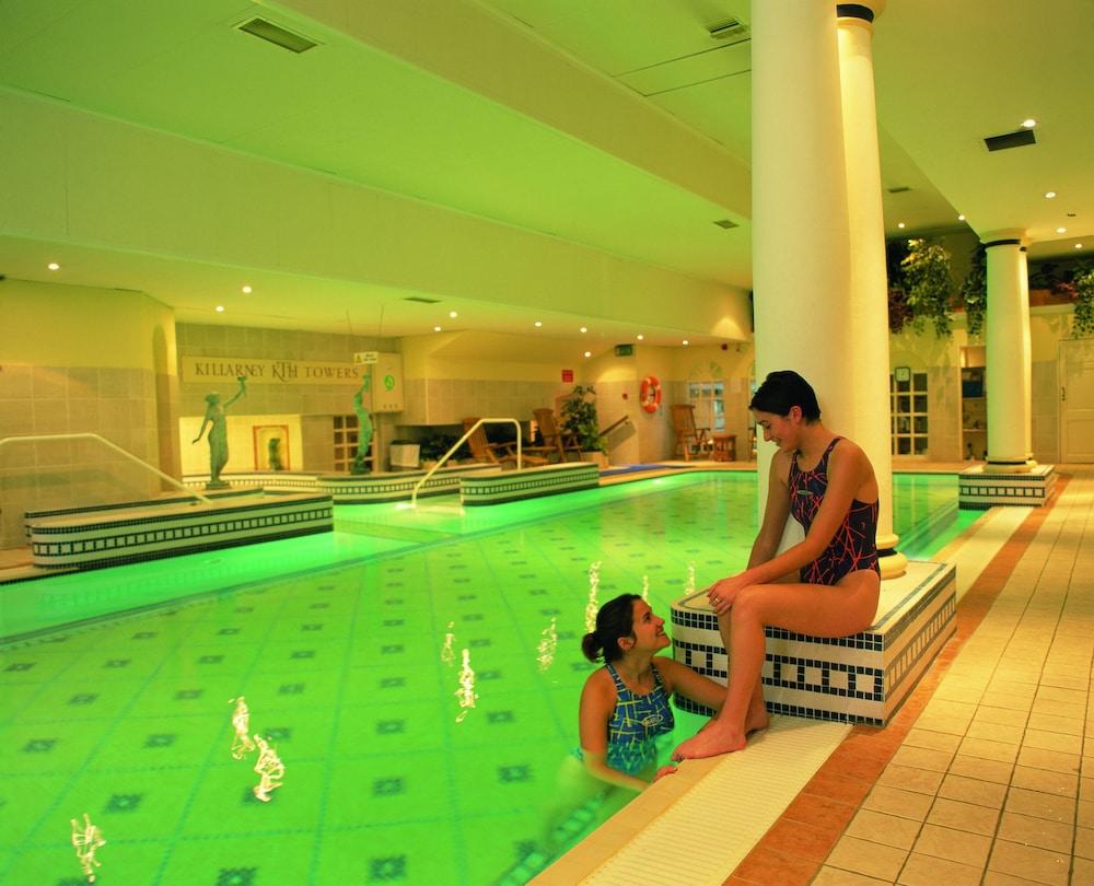 킬러니 타워 호텔 앤드 레저 센터(Killarney Towers Hotel & Leisure Centre) Hotel Image 7 - Indoor Pool