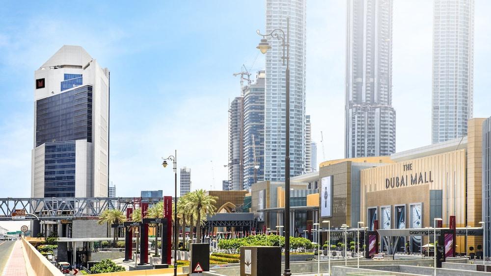 Hotel Radisson Blu Dubai Downtown