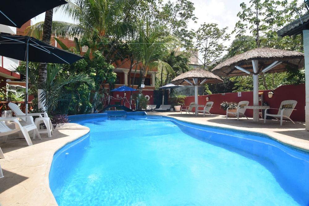 마야 브릭 호텔(Maya Bric Hotel) Hotel Image 23 - Outdoor Pool