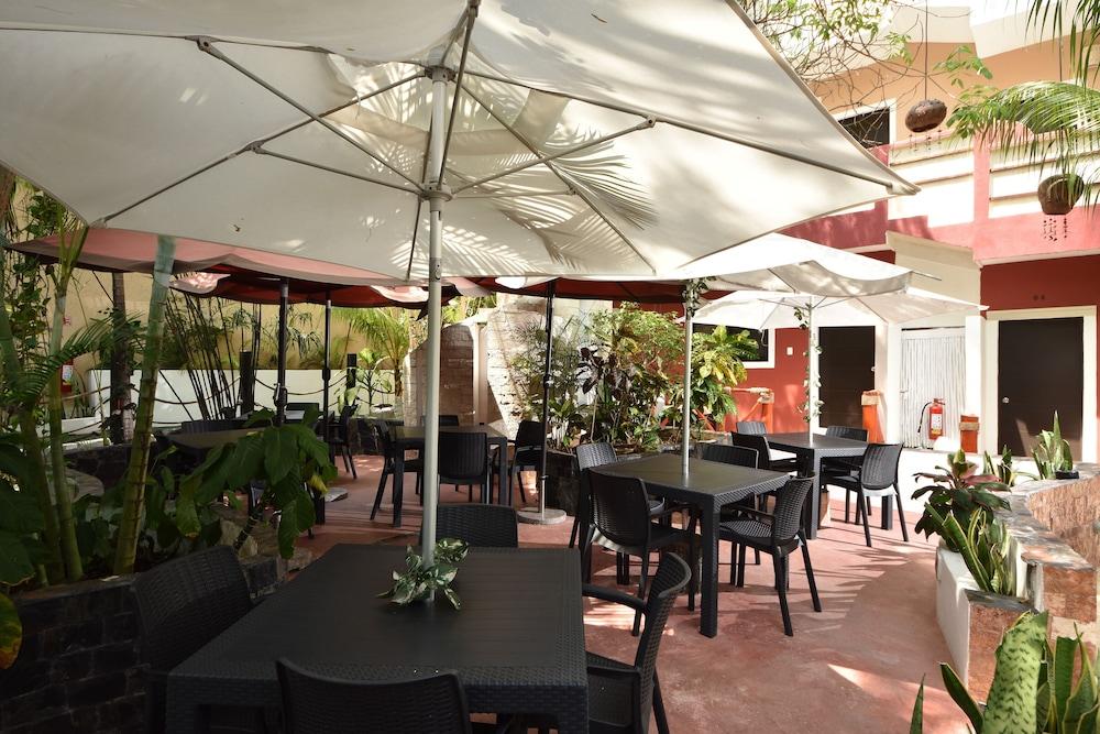 마야 브릭 호텔(Maya Bric Hotel) Hotel Image 49 - Terrace/Patio