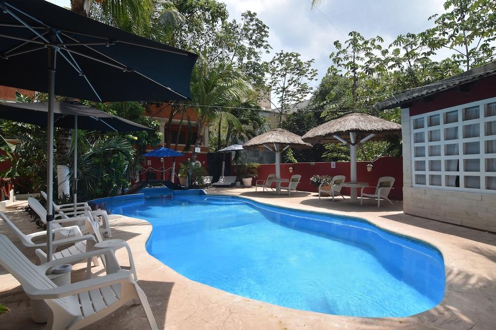 마야 브릭 호텔(Maya Bric Hotel) Hotel Image 24 - Outdoor Pool