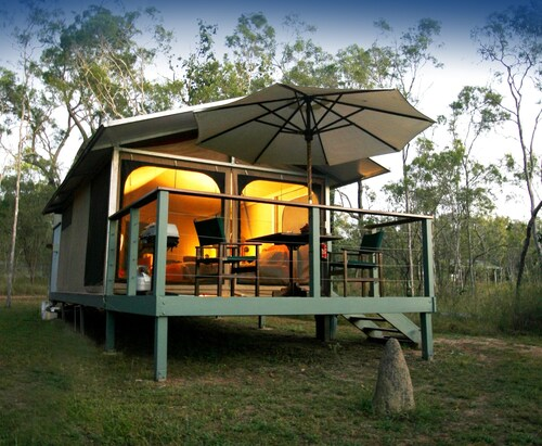 Jabiru Safari Lodge, Mareeba