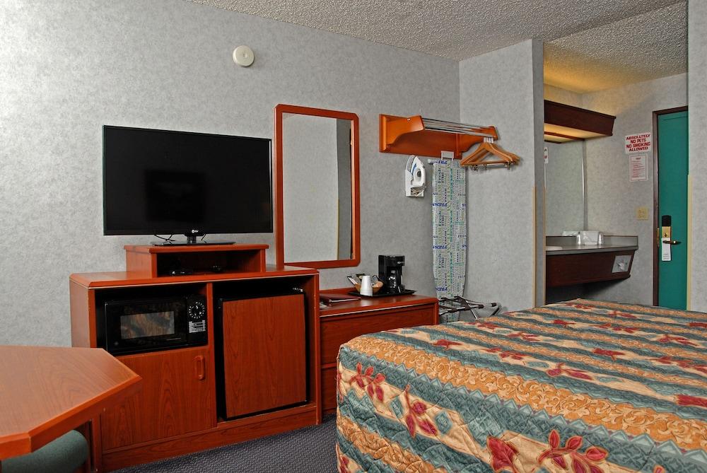 레드먼드 인(Redmond Inn) Hotel Image 7 - Guestroom